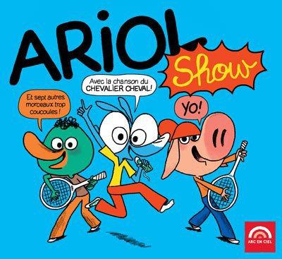 Bayard musique ariol show emmanuel guibert - Ariol dessin anime ...