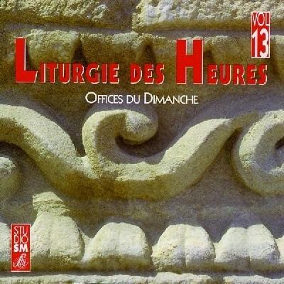 Bayard musique liturgie des heures volume 13 abbayes - Aelf liturgie des heures office des laudes ...
